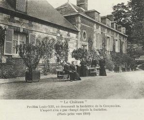 Castillo de Domfront