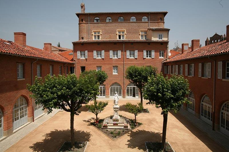 Comunidad de la casa madre (Toulouse)