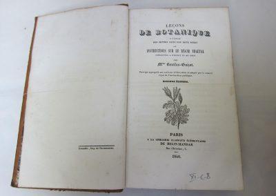 Lecciones de botánica