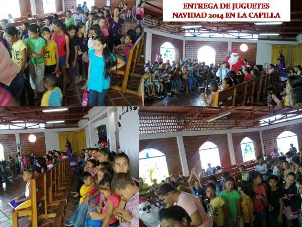 Actividades en Venezuela