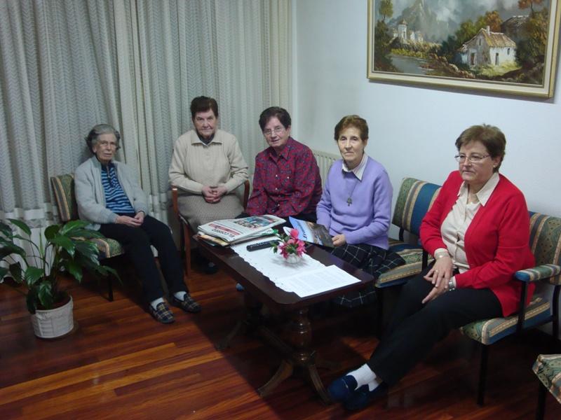 Comment sommes-nous aujourd'hui une Communauté  de la Compassion à Erandio (Espagne)?