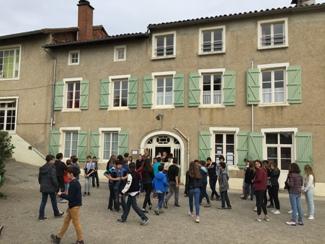 College Compassion Le Sauveur Aixe sur Vienne