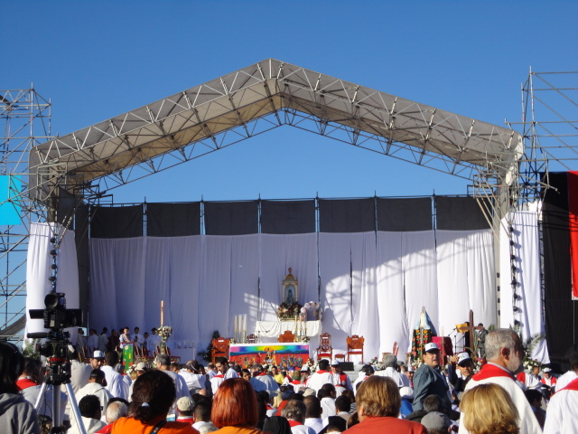 Béatification de nos quatre martyrs Riojanos