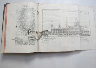 Descripcion del Real Monasterio de El Escorial-Detalle