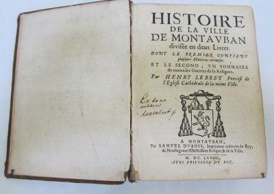 Historia de la Villa de Montalban