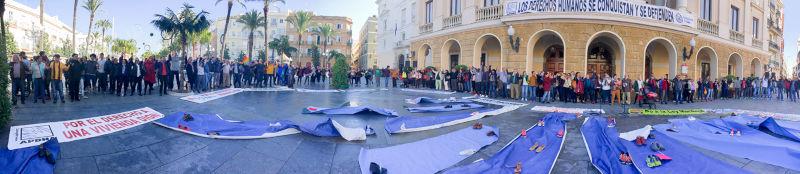 Communauté de la Compassion de « La Barriada de la Paz ». Cadix – Espagne