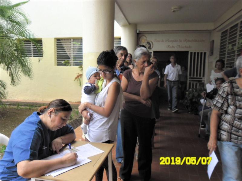 Caracas - velando por la salud del barrio