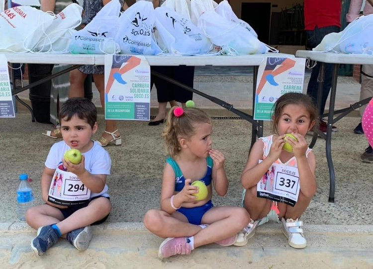 carrera solidaria dos hermanas 3