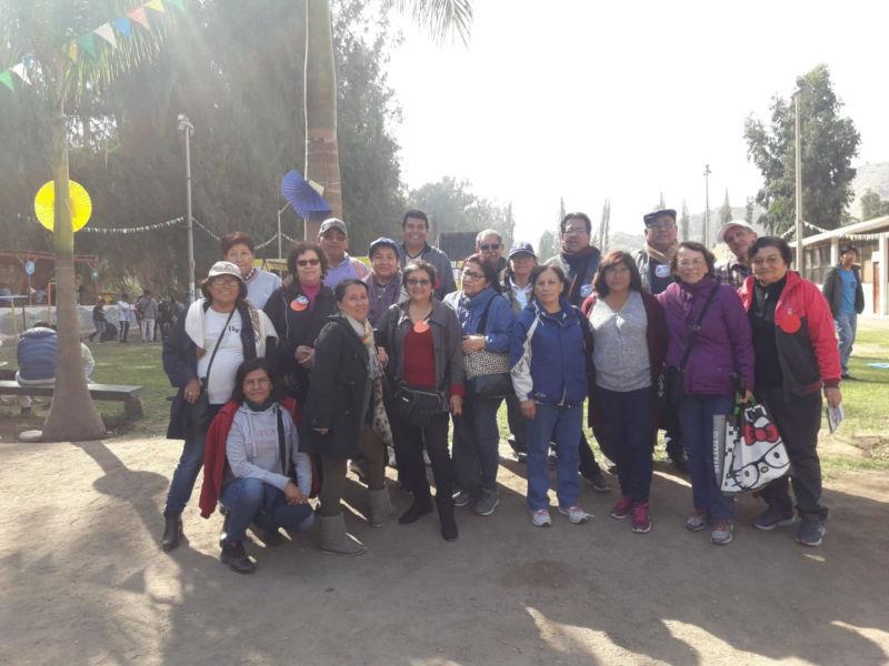 Projection sociale dans « CIMA » de la CCC-Lima