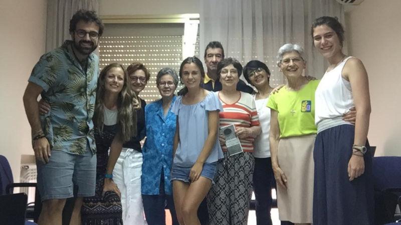 Voluntariado internacional Compasionista: Un camino de solidaridad…