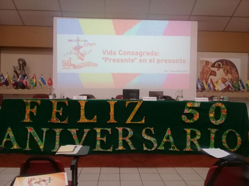 Los 50 años del caminar de la Conferencia de Religiosas y Religiosos del Perú en Mística y Profecía