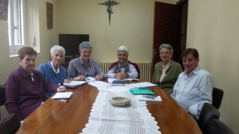 """Accompagnement des personnes agées de la résidence """"San José"""" à la Campa, Erandio"""