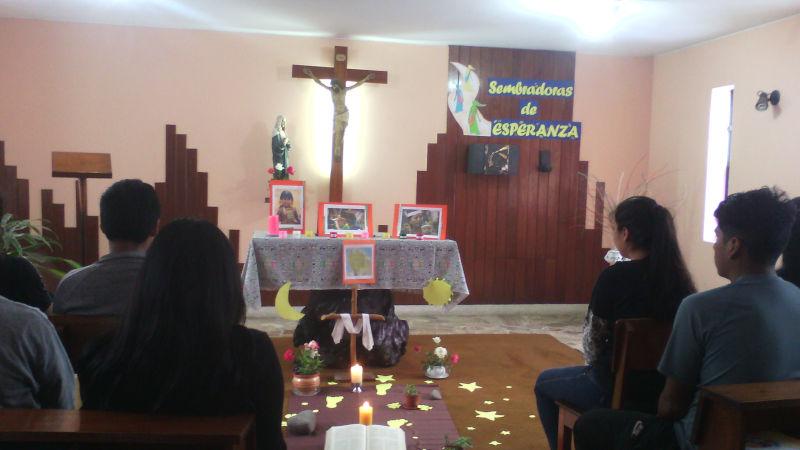 Partager la vie avec la paroisse