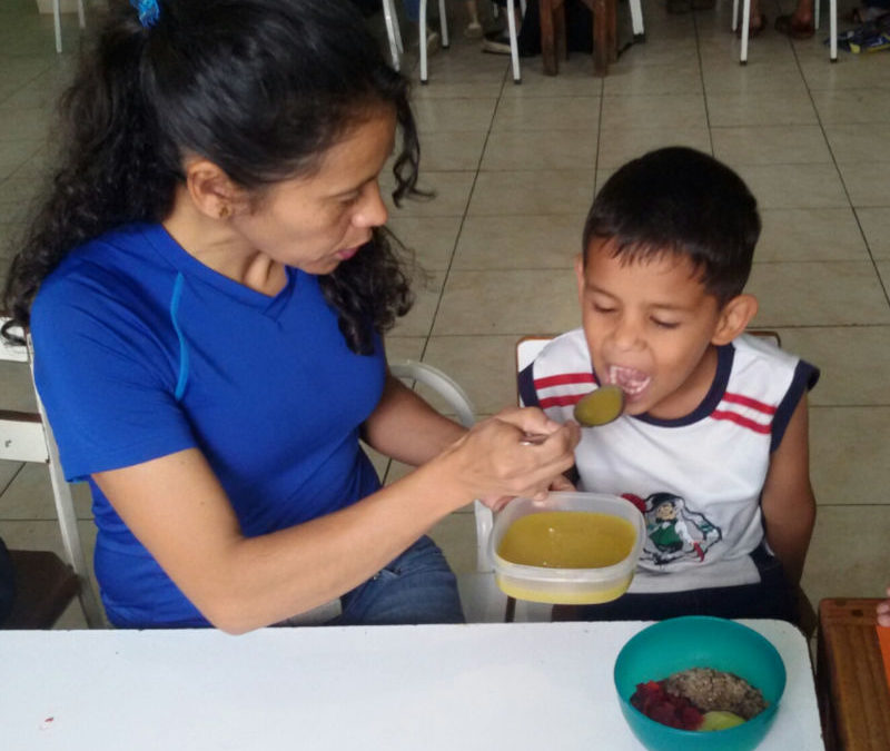 Mi experiencia en el comedor del Barrio El 70