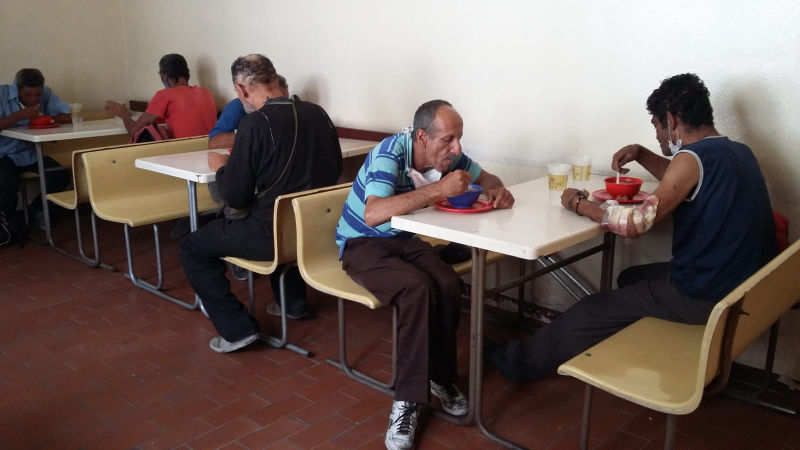 Gestes de Compassion aujourd'hui en pleine pandémie au Venezuela