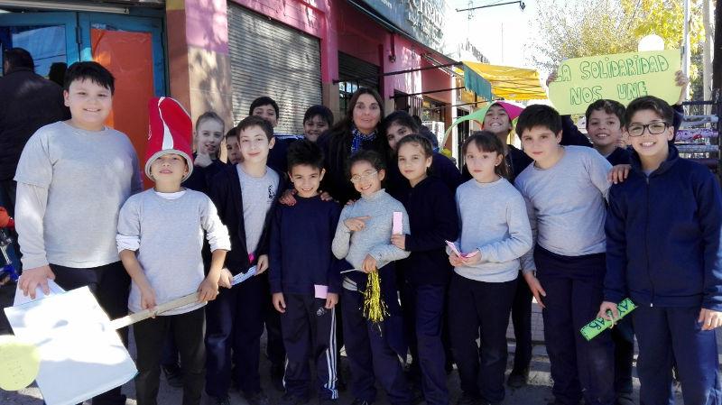 Testimonio de una docente del Colegio de la Compasión de Palmira