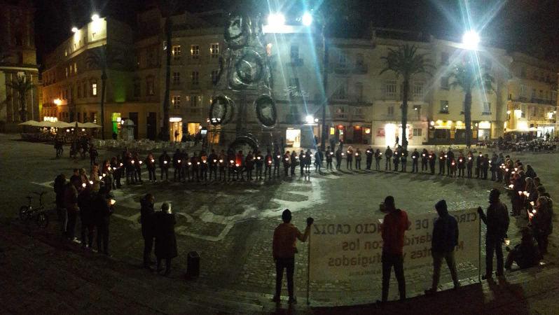 Cádiz: Círculo del silencio