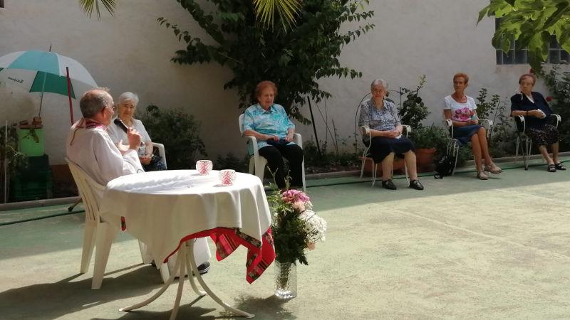 Celebración en Villaverde
