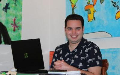 Entrevista a César Villareal por Natasha Taikal